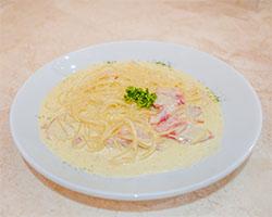 Salsa Carbonara con Yogur