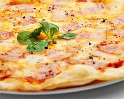 Salsa Carbonara para Pizza