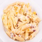 Salsa Carbonara con Cebolla